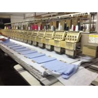 Quality Custom Electronic SWF Embroidery Machine Industrial With Liquid Crystal Display for sale
