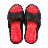 Buy cheap Women's Slippers with EVA Outsole, Fashionable Design, Various Colors are from wholesalers