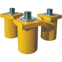 Quality Multi Function Heavy Duty Welded Hydraulic Cylinders For Container Transport for sale