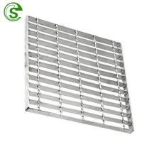 Quality Slip resistant hot dipped galvanized metal bar grating 32 x 5 for sale
