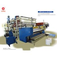 China Fully Automatic Wrapping Stretch Film Manufacturing Machine on sale