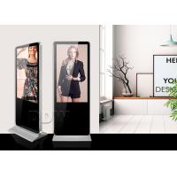 """China StandaloneStretched LCD Display Totem 42"""" Interactive WLED Backlit With Software on sale"""