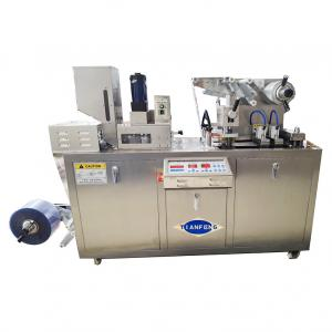 Quality Al Foam Automatic Plastic Tablet Capsule Blister Packaging Machine for sale
