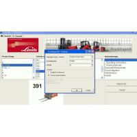 Quality Manual Forklift Diagnostic Tools For Truck , Linde Wiring Diagrams for sale