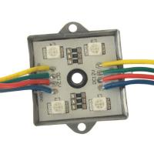Quality 5050 RGB SMD LED module light strip,DC 12V for sale
