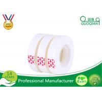 Quality Transparent Color Coded Packing Tape Easy Tear Acrylic Adhesive for sale