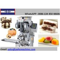 Quality Stainless Steel Made Pastry Encrusting Machine for sale