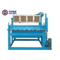 China Small Paper Pulp Molding Machine Egg Tray Processing Good Protectiveness on sale