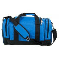 Quality Blue High End Mens Large Travel Duffel Bags Durable , Waterproof Duffel Bag for sale