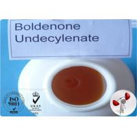 Quality Liquid Bodybuilding Boldenone Steroid Boldenone Undecylenate for Mucle Growth for sale