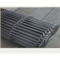 Quality Wire Mesh Conveyor Belt Ladder Flat Flex  pvc coated wire material for sale