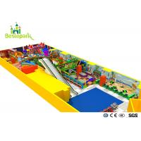 Quality Children Indoor Playground Equipment With Good After-sale Service for sale