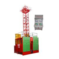 Quality SS100/100 Material Hoist construction hoist.construction lifting hoist, lifting hoist for sale