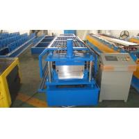 Buy cheap Standing Seam Metal Roof Panel Machine / Self Lock Roof Sheet Roll Forming from wholesalers