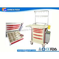 Buy cheap Hospital IV Drip Stand Medical Trolley Infusion Support Kart Perfusion Support Trolley  (GT-TAQ204) from Wholesalers
