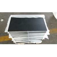 "Quality 1/4"" Thick Black Starboard 8.5"" x 12"" - HDPE Plastic for Marine Use for sale"