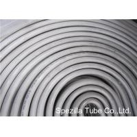 China Seamless Duplex Stainless Steel U Bend Pipe ASTM A789 UNS S31803 Grade 2205 OD15.88 X 2.11MM on sale