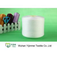 Quality Ring Spun Polyester Z Twist 100% Polyester Yarn 40s/2 Low Shrinkage for Sewing Thread for sale