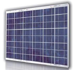 Quality 50W-60W Polycrystalline Solar Panel for sale