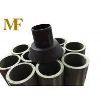 Quality Grey Color Formwork Conduit And Cone PVC Cones and Tube Spacer for 15mm / 20mm Z-bar for sale