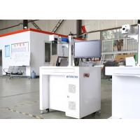 Quality High Grade CO2 Industrial Laser Marking Machine For Plastic Wood Leather for sale