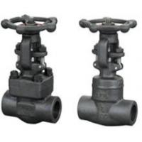 Quality AISI 316 L Forged Steel Gate Valve / Eco Friendly Os Y Gate Valve 2500lbs for sale