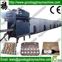 Quality Full Automatic Recycled Paper Pulp Egg Tray Production Line(FC-ZMW-3) for sale