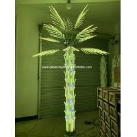 Buy cheap led color changing palm tree light from wholesalers