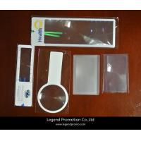Quality Custom and Cheap PVC Magnifier Card for sale