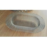 Buy cheap Zhi Yi Da Good Quality Metal Filter Elements Frames Wire Mesh To Poland from Wholesalers