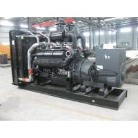 China Open Type 800KW AC Diesel Generator , AC Electric Generator 220V - 690V Optional on sale