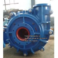 Quality Hot Sales Factory 10/8 ST-AH Abrasive Horizontal Mining  Slurry Pump Selection for sale