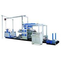 China 4 Colour Flexo Printing Machine For Plastic Woven Bags / Kraft Paper Products on sale