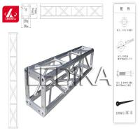 Buy cheap Aluminum Lighting Truss Light Weight Square Tube Truss With Event Tent Trusses from wholesalers