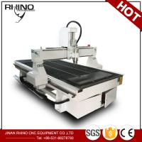 Buy High Precision CNC Router Machine For Wood , Yaskawa Servo Motor Industrial CNC Router at wholesale prices