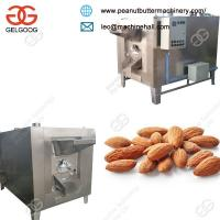 Quality Good Price and Capcacity Commercial Almond Nut Roasting Machine Equipment for sale
