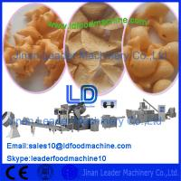 Quality ISO9001 Sala/Crispy Chips/Bugles Snacks Machinery for sale