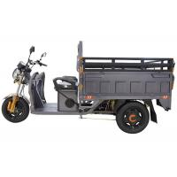 Quality High Strength 60V 50km Electric Cargo Tricycle for sale