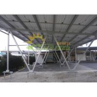 Buy cheap 60m/S 4.5m Span Carport Pv System 0.15m Clearance from wholesalers