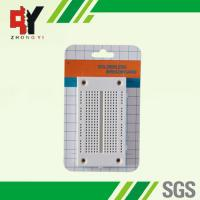 Quality Half - Size Larger Breadboard Circuit Projects 270 Point 8.6x4.6x0.85 cm for sale