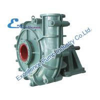 Quality Large Capacity Horizontal Centrifugal Slurry Pump For Mineral Processing for sale