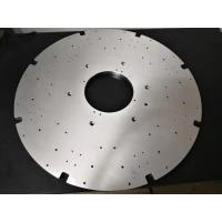 Quality 1000mm Large Size Base Precision Machined Parts Semiconductor Anodizing Surface for sale