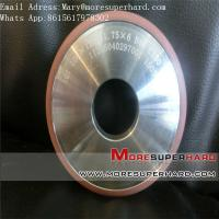 Quality 1Q1 Resin Bond Diamond Grinding Wheel for pdc and pcbn tool Mary@moresuperhard.com for sale