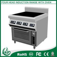 Quality Temperature control Environmental 4 burner electric stove for sale