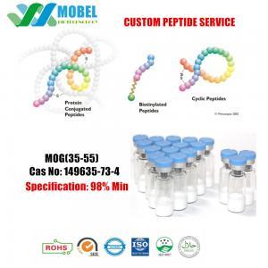 Custom Myelin Oligodendrocyte Glycoprotein , Synthetic MOG Peptide 35-55 CAS 149635 73 4