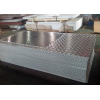 Quality Pointer Pattern Lightweight Aluminum Sheets , 3003 5052 Aluminium Floor Plate for sale