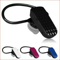 Quality OEM Bluetooth Cell Phone Earpiece Headset Handfree CE RoHS App for sale