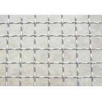 Quality Construction Hot - Dipped Galvanized Lock Crimp Wire Mesh High Tensile for sale
