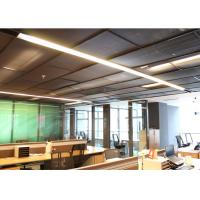 Quality Easy Installment Aluminum Suspended Ceiling  Hook On Style  for Shopping Hall for sale