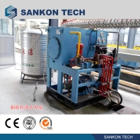 Quality Cylinder Autoclaved Aerated Concrete Production Line for sale